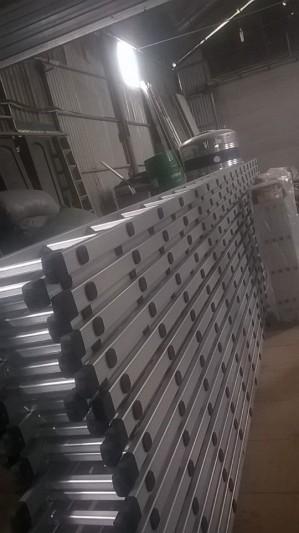 Thang nhôm công nghiệp