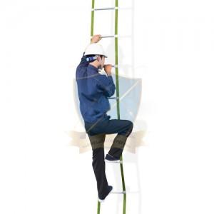 Thang dây thoát hiểm 20m
